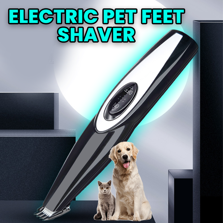 The Paw Trimmer™ Electric Pet Feet Shaver