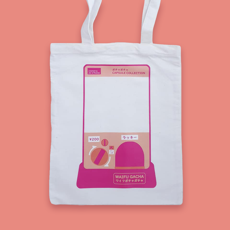 Tote Bag by Jar of Rubies