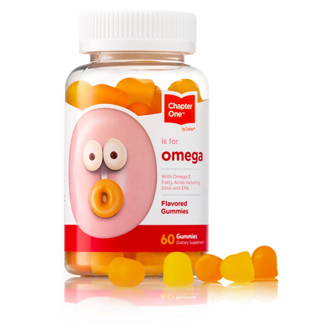 Chapter One Omega 3 - 60 Gummies