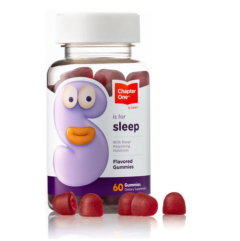 Chapter One Sleep - 60 Gummies