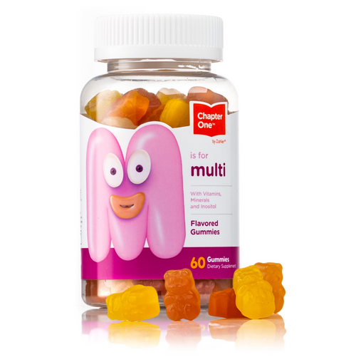 Chapter One Multi - 60 Gummies