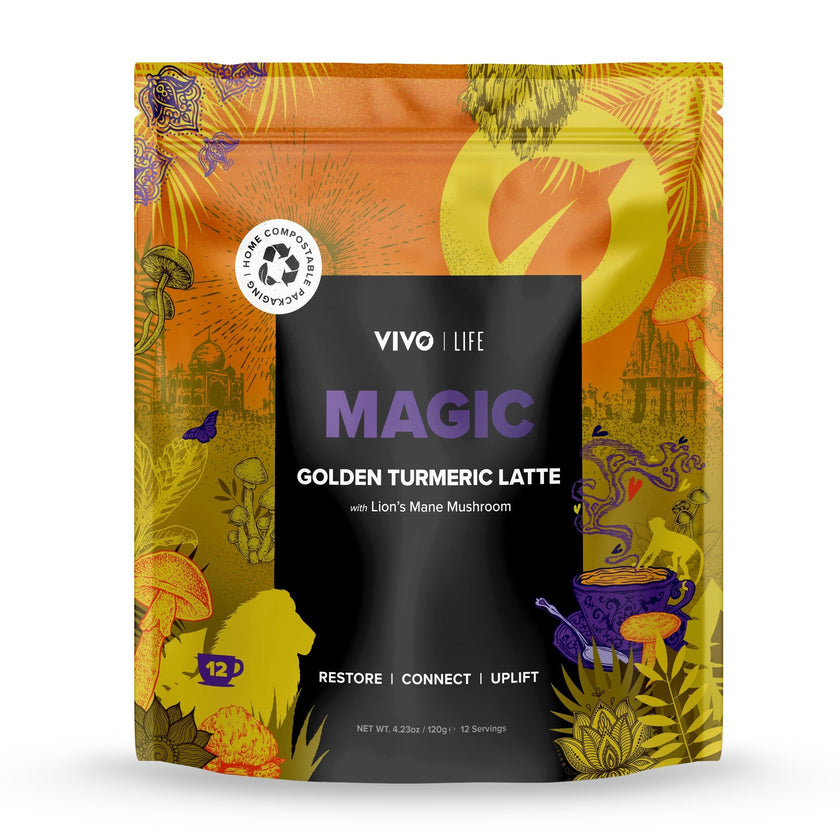 Vivo Life MAGIC Golden Turmeric Latte - 120g