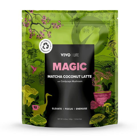 Vivo Life MAGIC Matcha Coconut Latte - 120g