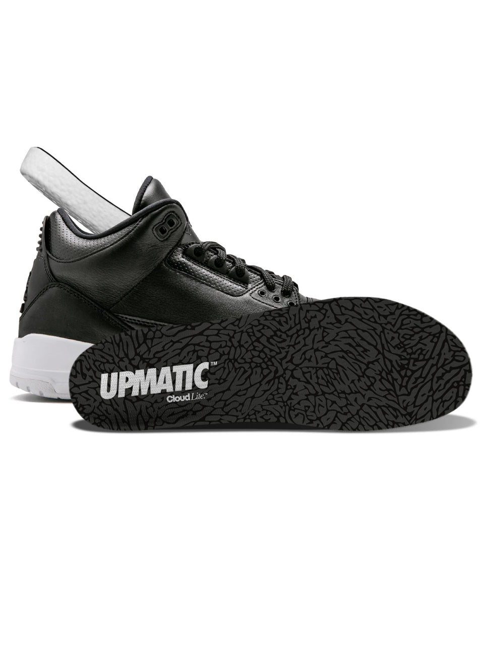 UPMATIC Cloudlite Supercharged Insoles 1988 Black Elephant Limited Edition