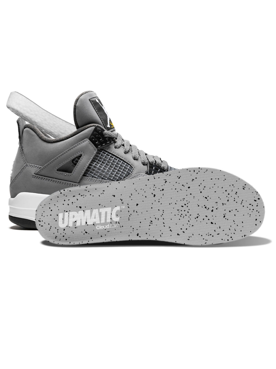 UPMATIC Cloudlite Supercharged Insoles 1989 Black Splatter Limited Edition