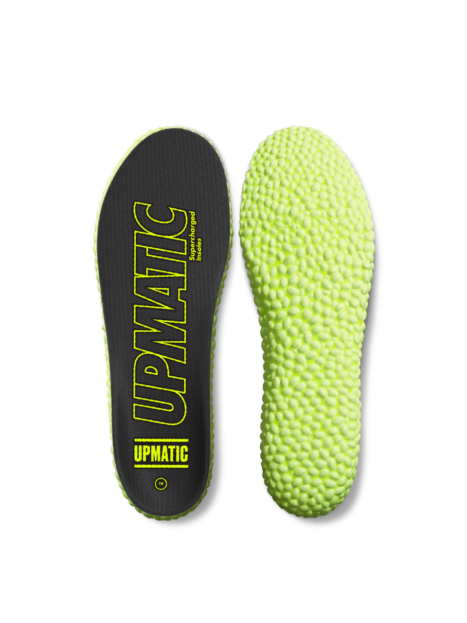 UPMATIC Original Slim Supercharged Insoles