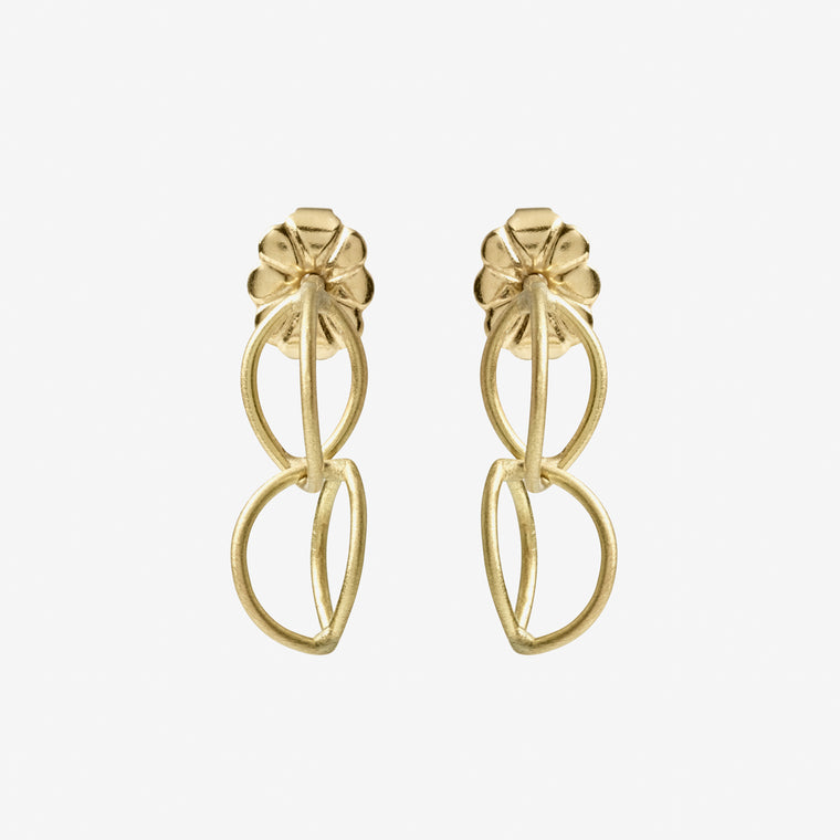Lily Earrings Fine (Double)