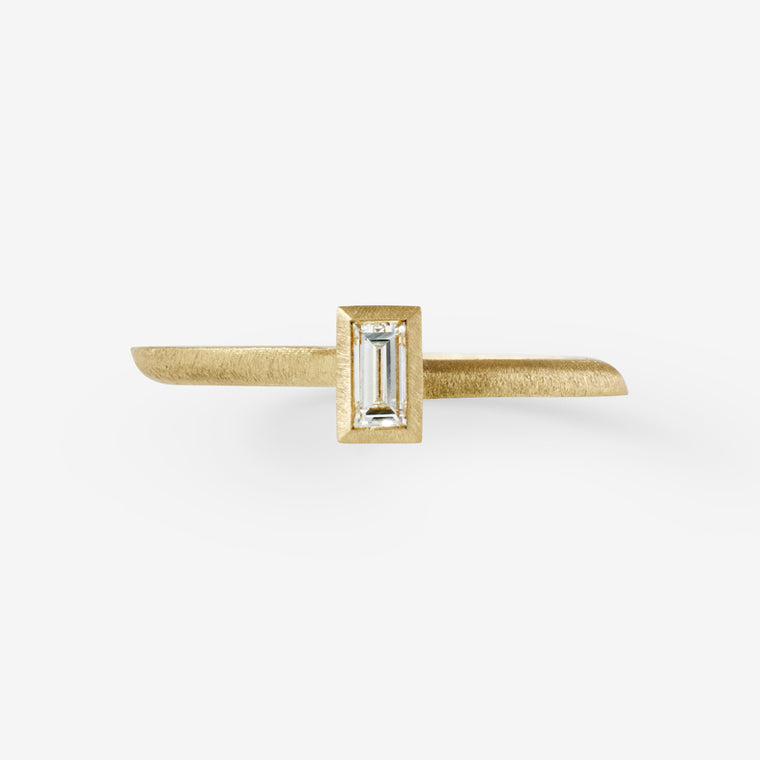 Ivana Baguette Diamond Ring