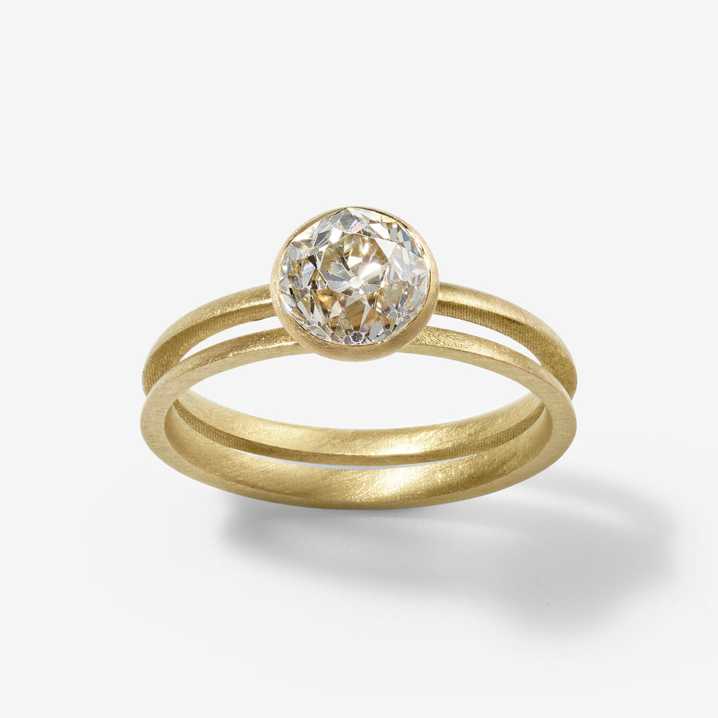 Ivana Solitaire Ring