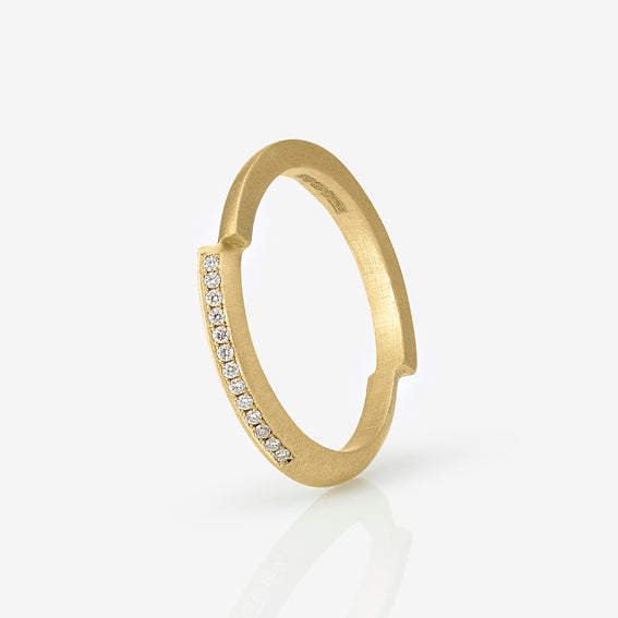 Ivana Quarter Eternity Ring