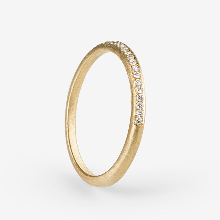 Ivana Half Eternity Ring