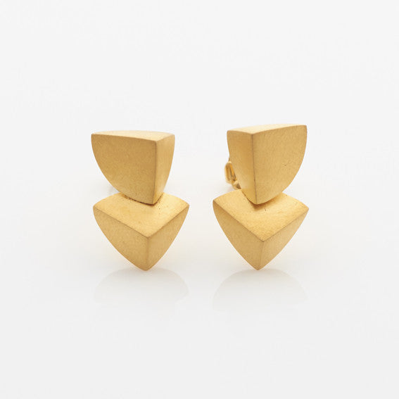 Bloom Earrings (Double)