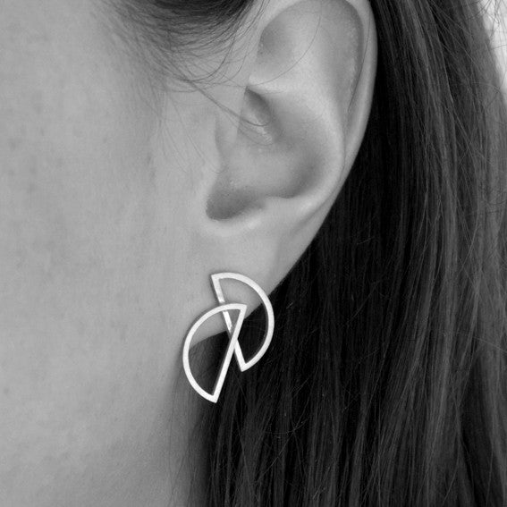 Carla Earrings (Double)