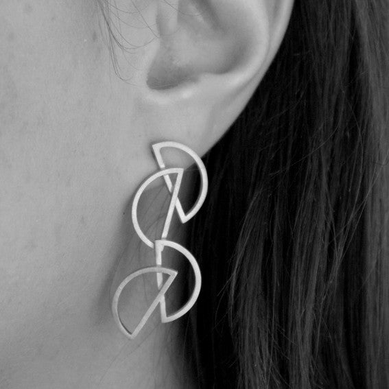 Carla Earrings (Long)