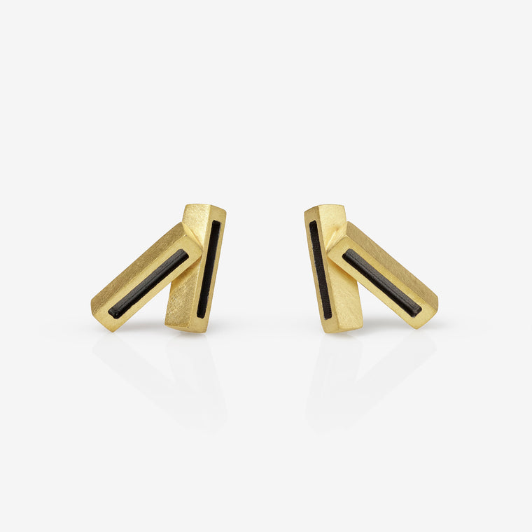 Georgina Earrings (Double)
