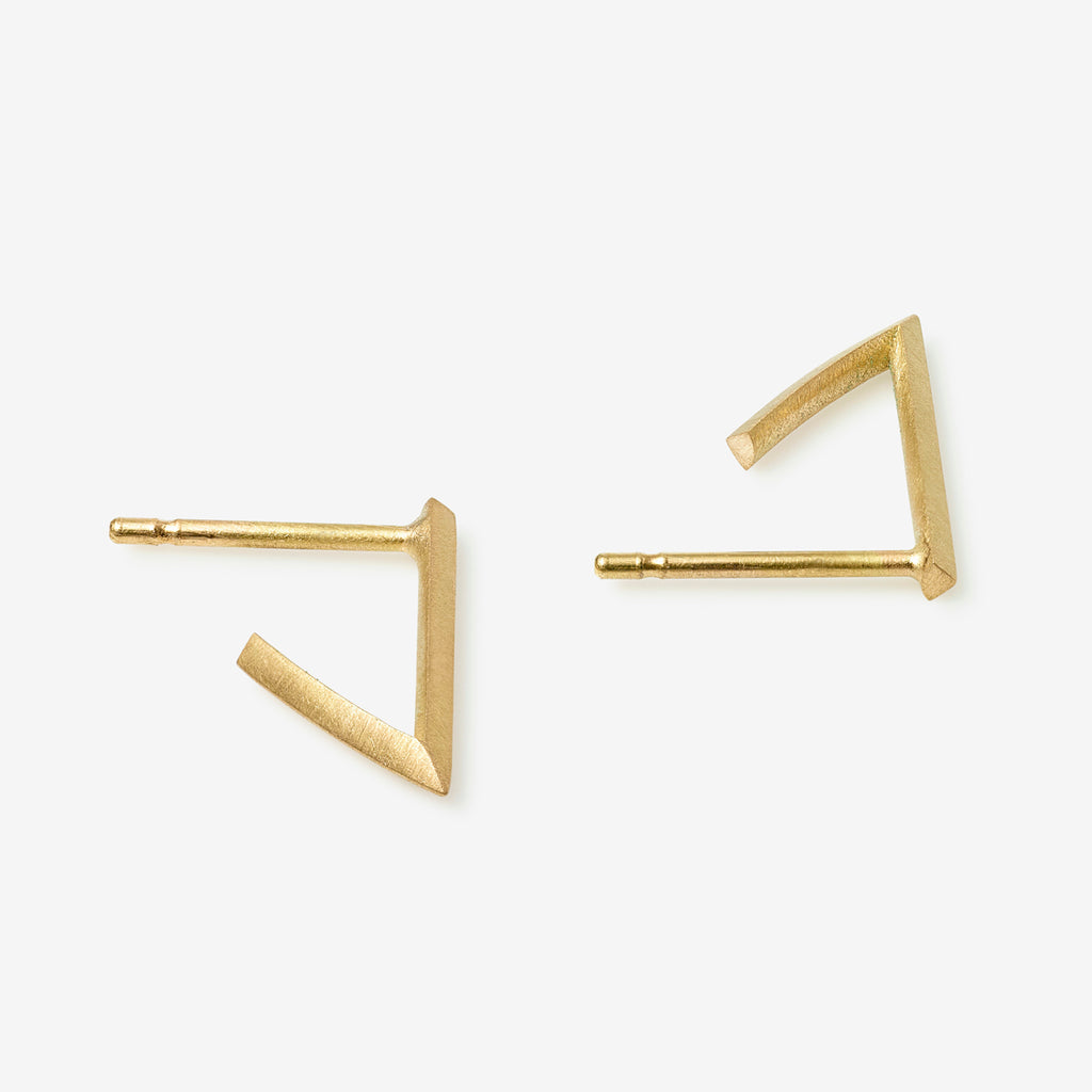 Ivana Arrow Earrings