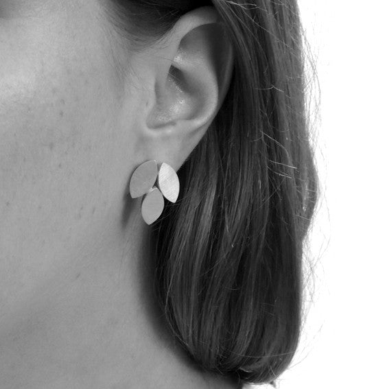 Rachel Earrings (Triple)
