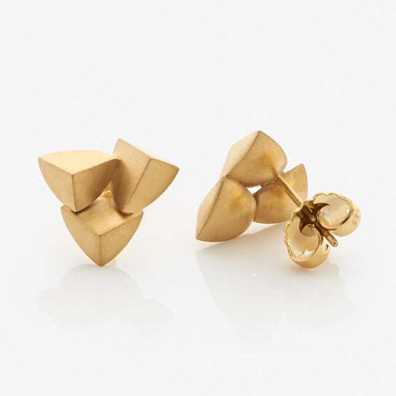 Bloom Earrings (Triple)