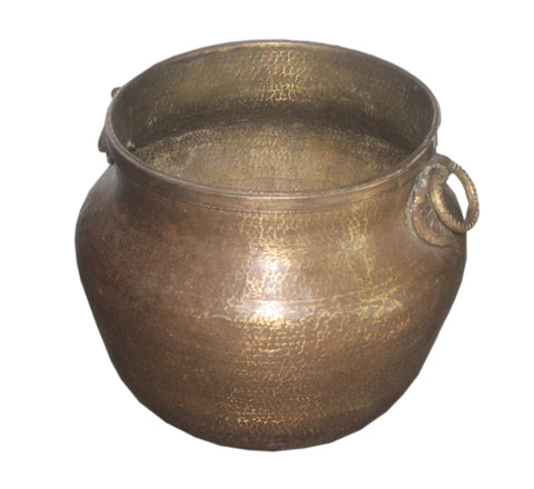 Brass Pot