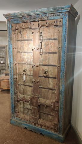 Antique Door Armoire