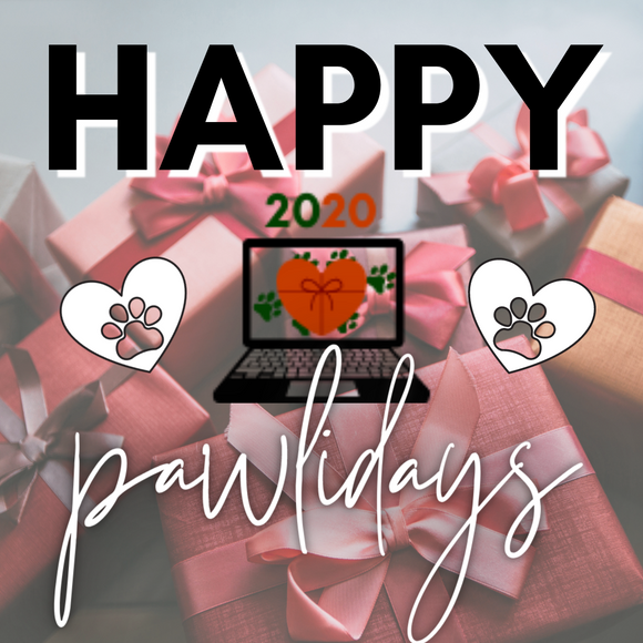 Happy Pawlidays 2020