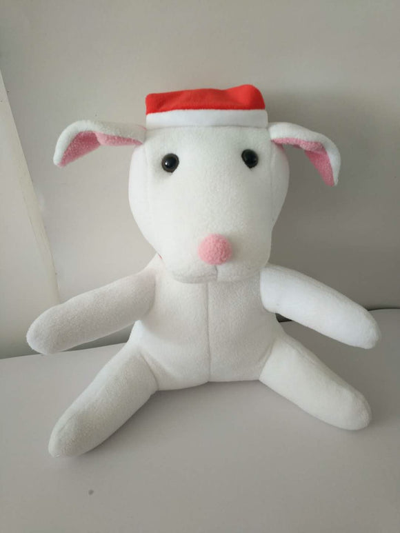 Kringle (Pit Bull) Stuffed Animal