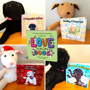 PAWLIDAY SPECIAL: Book & Plushie Combo Collection
