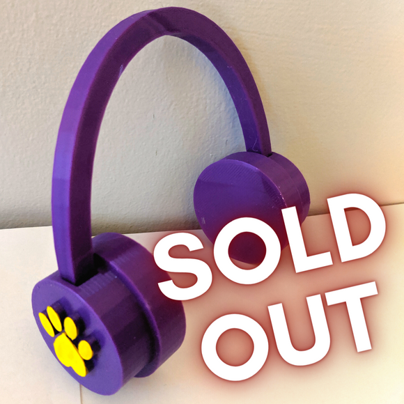 SOLD OUT - Wrigley's Headphones