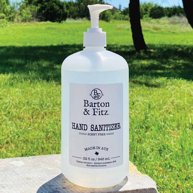 Hand Sanitizer - 32 fl oz with Pump