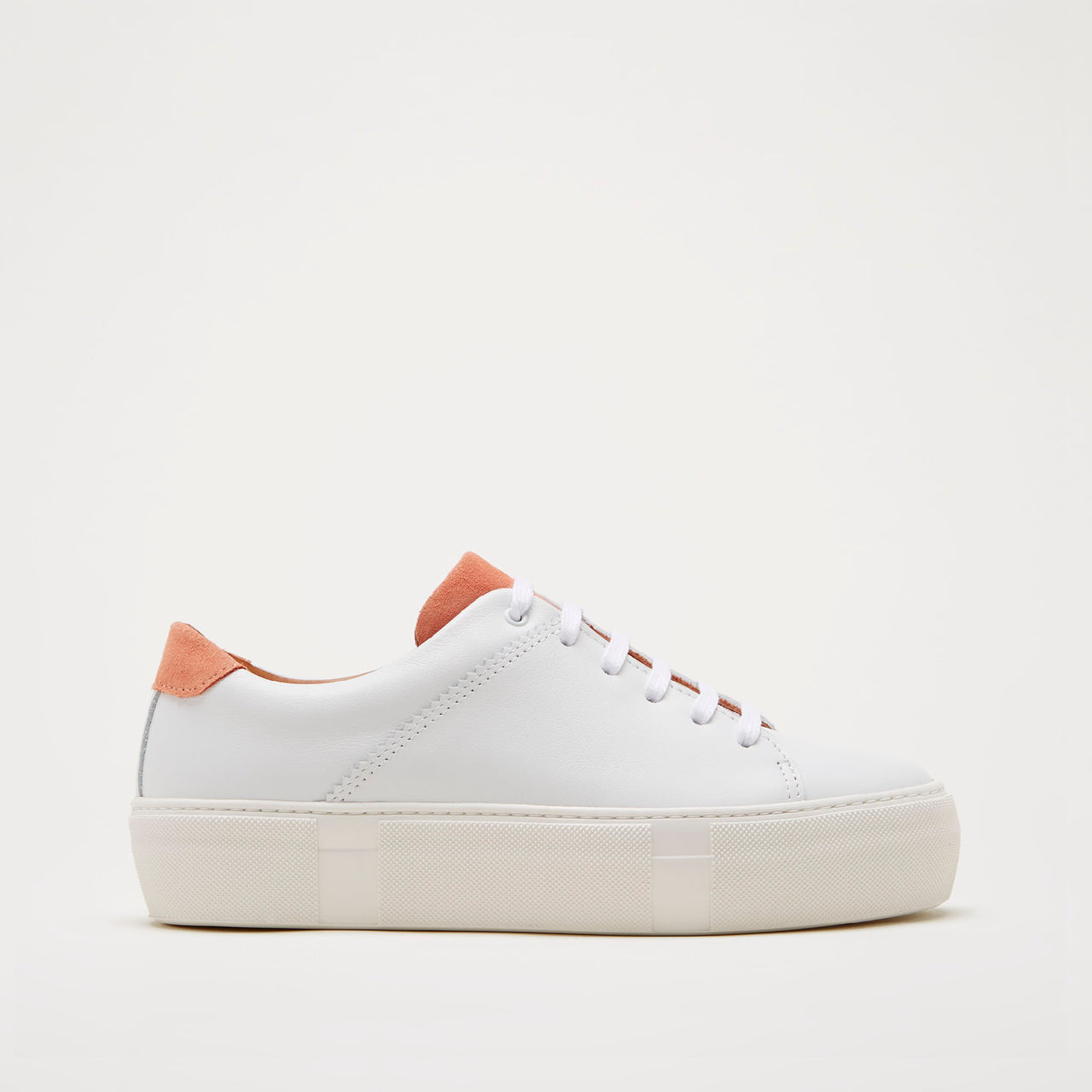 LIBBY - WHITE/ORANGE