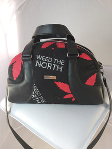 Maisie Bowler Bag - Weed of the North