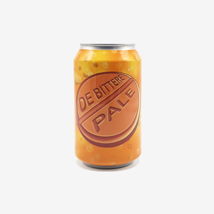 Dok Brewing Co - De Bittere Pale - Brussels Beer Project