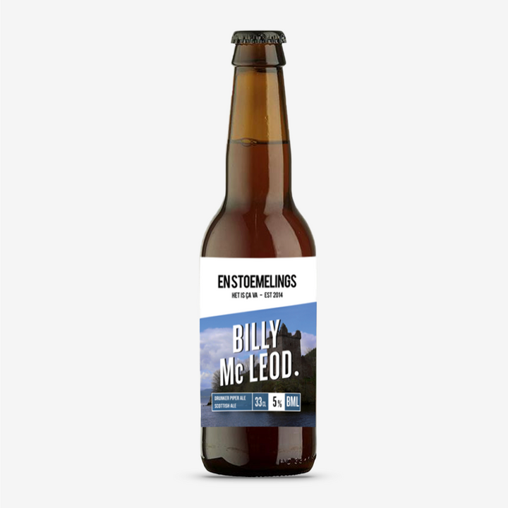 En Stoemelings - Billy McLeod - Brussels Beer Project
