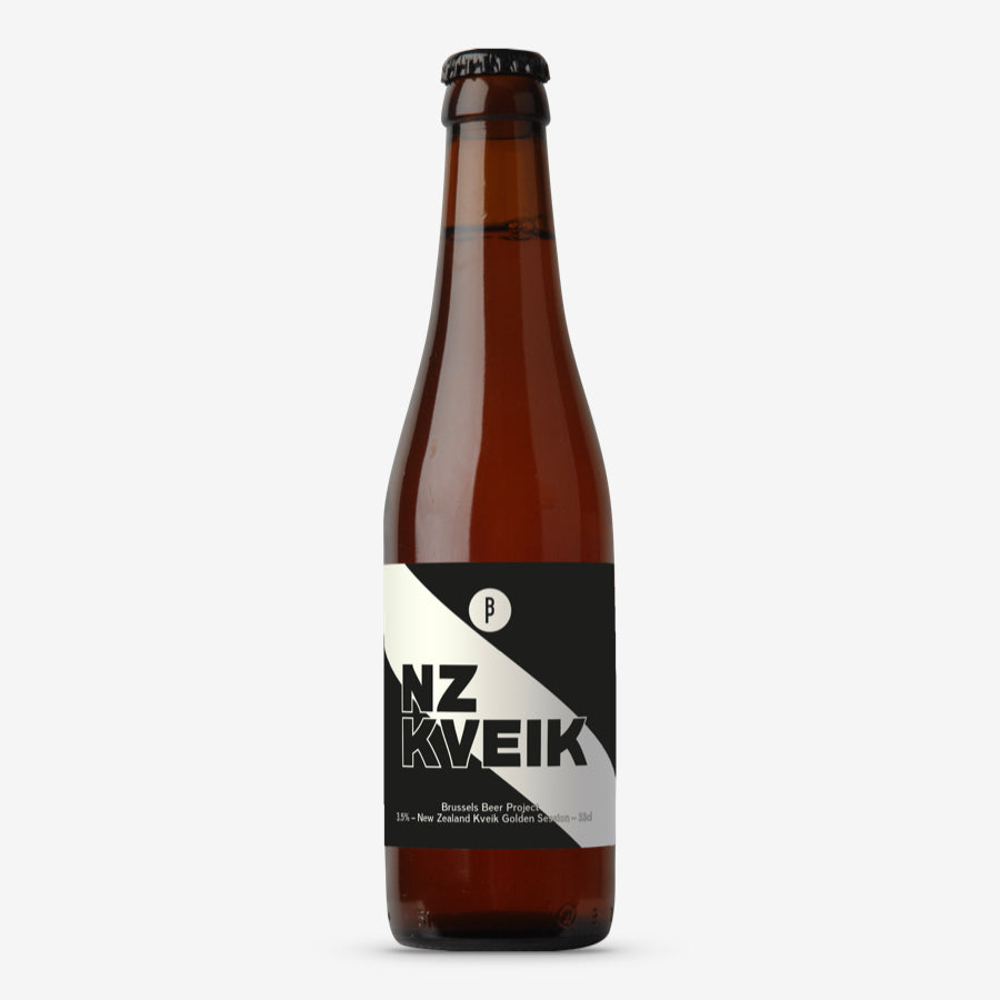 NZ KVEIK - Brussels Beer Project