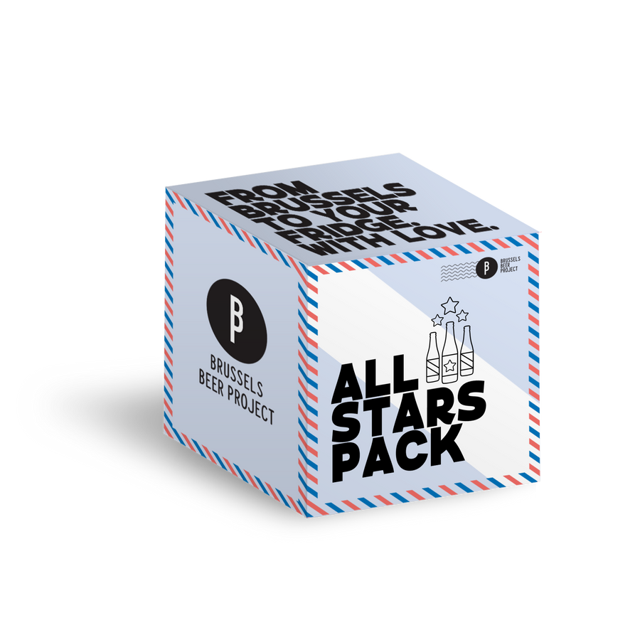 ALL STARS PACK - Brussels Beer Project
