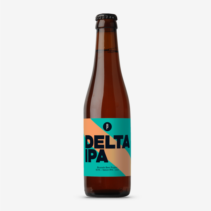 Delta IPA - Brussels Beer Project