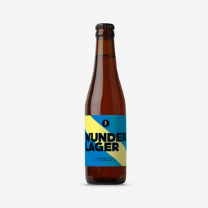 Wunder Lager - Brussels Beer Project
