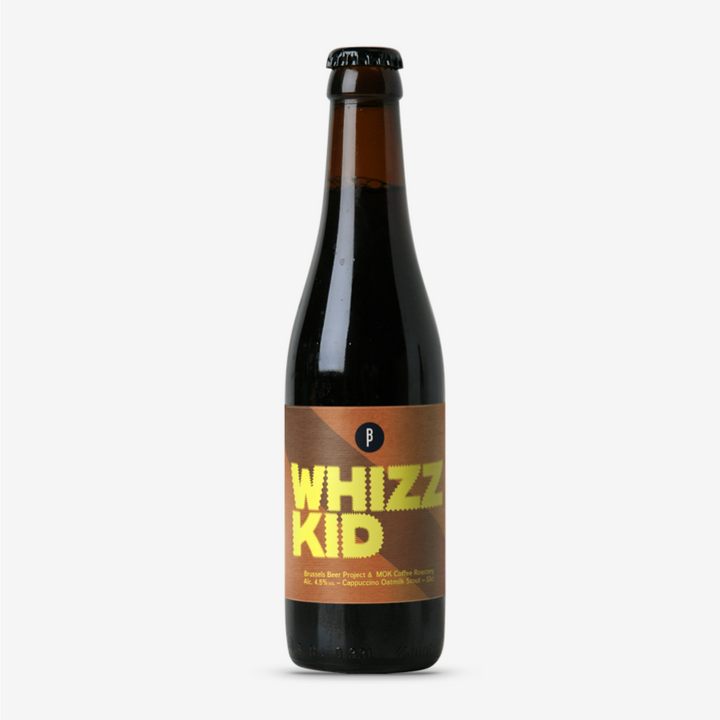 Whizz Kid - Brussels Beer Project