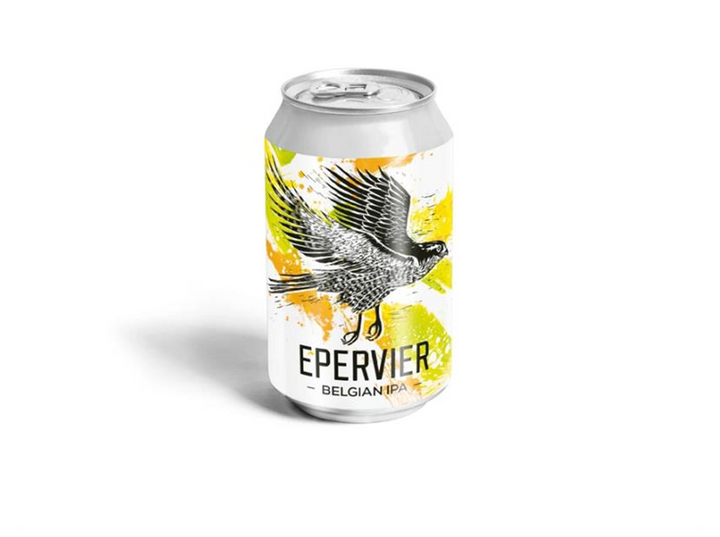 La Source - Epervier - Brussels Beer Project