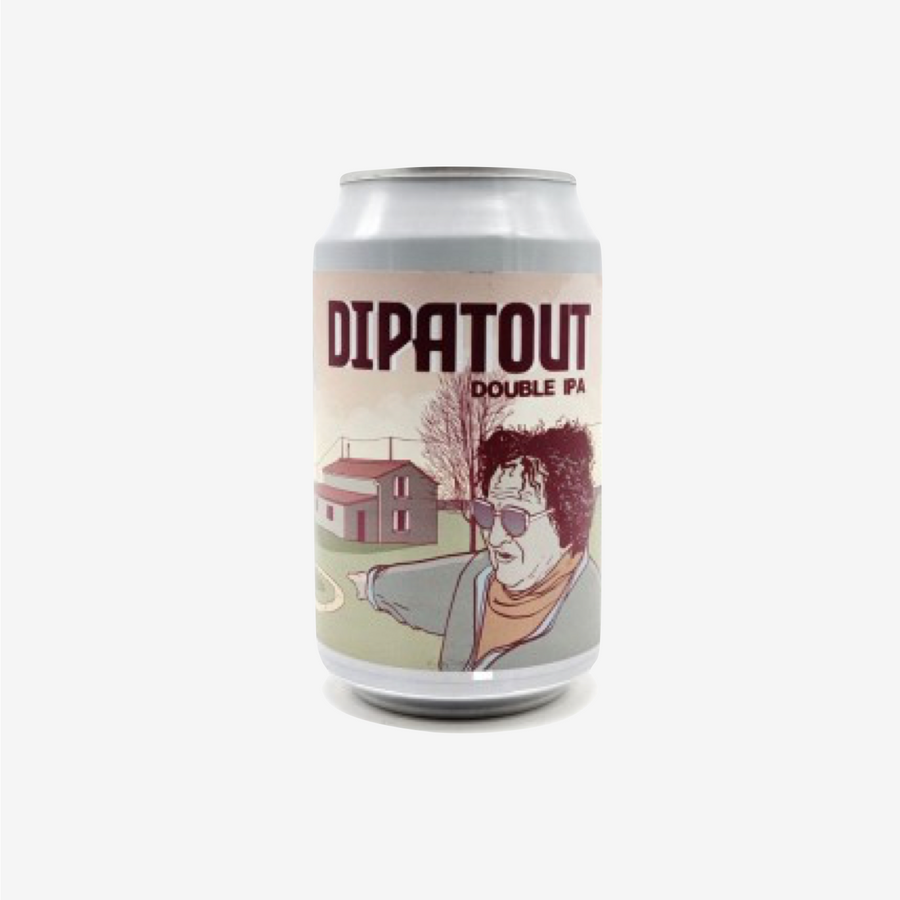 L'Ermitage - Dipatout - Brussels Beer Project