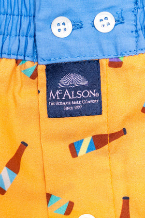 McAlson Boxers - Brussels Beer Project