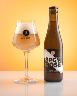SPCY GOSE - Brussels Beer Project
