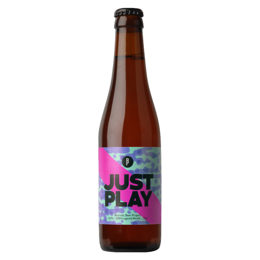 Just Play - Brussels Beer Project