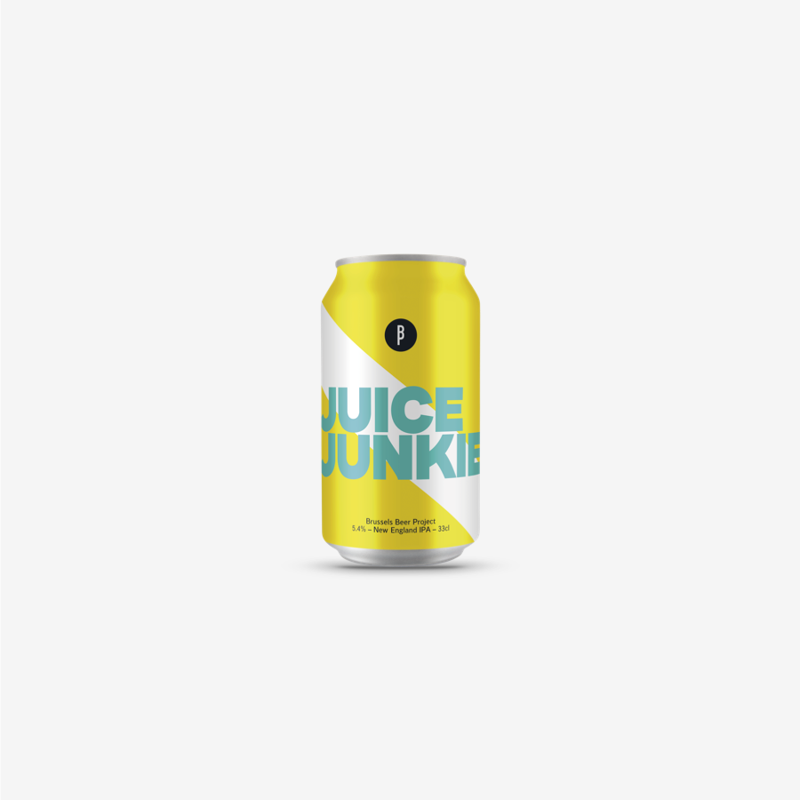 Juice Junkie - Brussels Beer Project