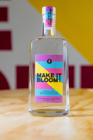 Make it bloom - Brussels Beer Project