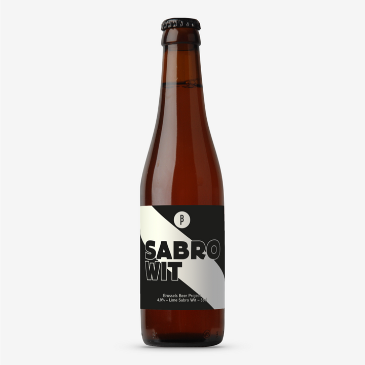 Sabro Wit - Brussels Beer Project