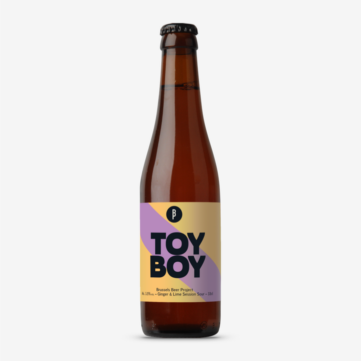 TOY BOY - Brussels Beer Project