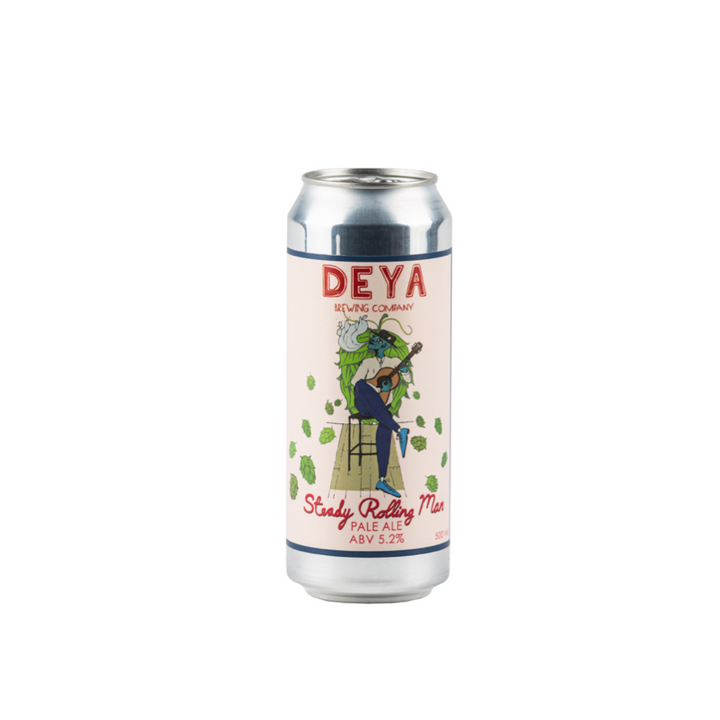 DEYA – Steady Rolling Man - Brussels Beer Project