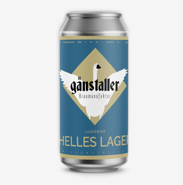 Helles Lager - 44cl - Brussels Beer Project