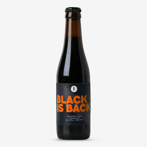 PROTO 2020 - Black IPA - Brussels Beer Project